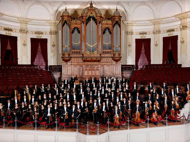 Staatsieportret Koninklijk Concertgebouworkest (foto: Anne Dokter)